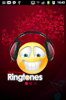Screenshot of Best Funny Ringtones 2015