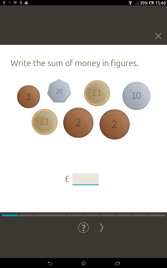 Step Up Maths - nimbl Screenshot 6