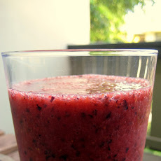 Berry slush