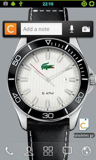 Lacoste M Desktop Watch