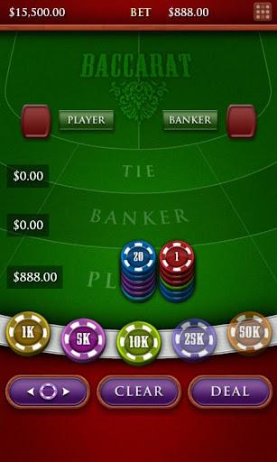 Baccarat Royale Pro - screenshot