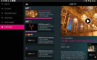 Screenshot of MAXtv To Go HD