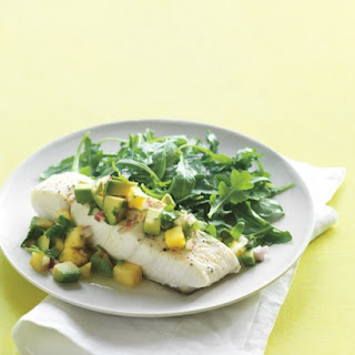 Halibut With Pineapple Salsa Recipes