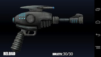 Screenshot of Fallout 3 Guns
