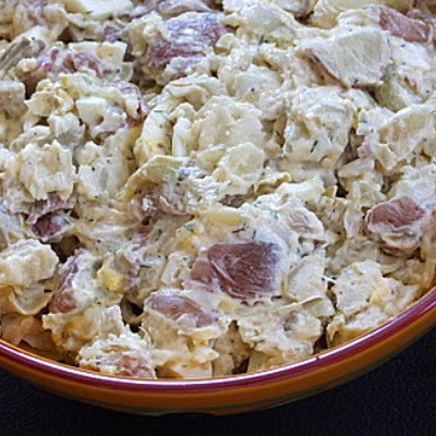 California Potato Salad
