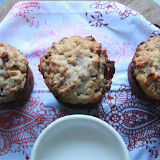 Cranberry Honey and Oat