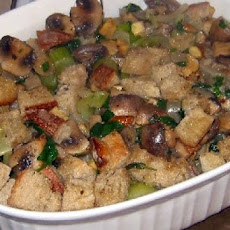 Chestnut and Wild Mushroom Stuffing