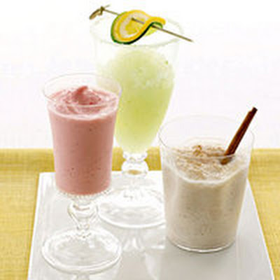 Rice Pudding Smoothie