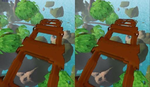 VR Rollercoaster Niagara PAID - screenshot