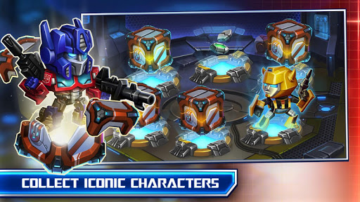 TRANSFORMERS: Battle Tactics - screenshot