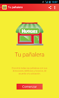 Screenshot of Mamá Huggies
