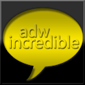 ADWTheme Incredible Yellow icon
