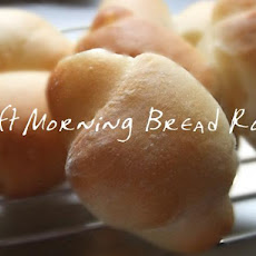 Scottish Baps - Soft Morning Bread Rolls