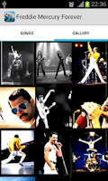 Screenshot of Freddie Mercury Forever