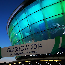 Glasgow Commonwealth Games by Shona McQuilken - News & Events Sports ( commonwealth, games, glasgow, sport, friendly, architecture, gymnastics )