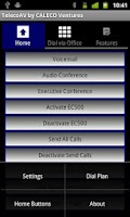 Screenshot of TelecoAV by CALECO Ventures