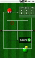Screenshot of Pods Tennis