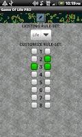 Screenshot of Game Of Life PRO