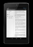 Screenshot of Notification Weather Premium
