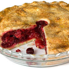 Tart Cranberry Pie