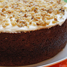 Super Moist Carrot Cake with Cream Cheese Frosting