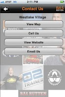 Screenshot of Bas Rutten's World