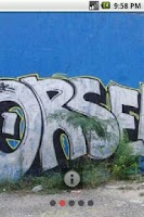 Screenshot of Graffiti Wallpaper