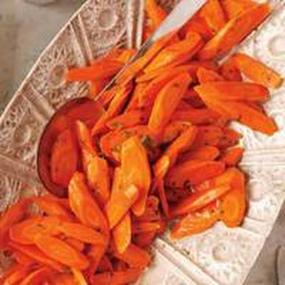 Tarragon-Tossed Carrots