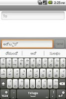 Screenshot of Velocity Keyboard Free