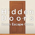 Hidden Doors -room escape- 1.0 icon