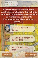 Screenshot of Musée Bonnard : Inauguration