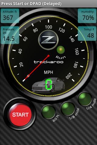 Nissan Z Dynomaster Layout