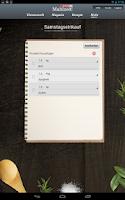 Screenshot of SPAR Mahlzeit!