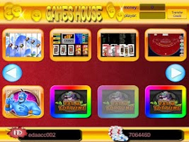 Screenshot of GamesHouse