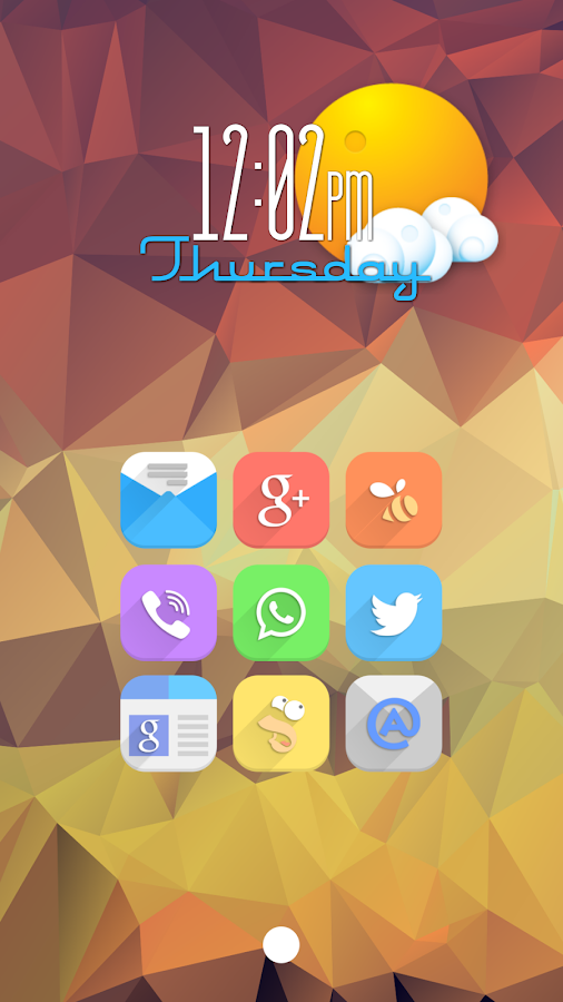 Vopor - Icon Pack Screenshot 6