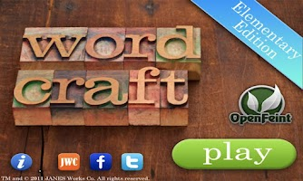 Screenshot of Word Craft EE