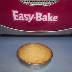 Easy Bake Oven White Cake Mix