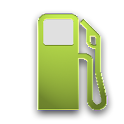 Mileage Light icon