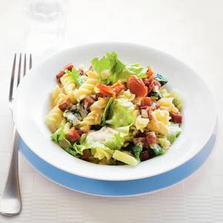 Chorizo Pasta With Cream Recipes
