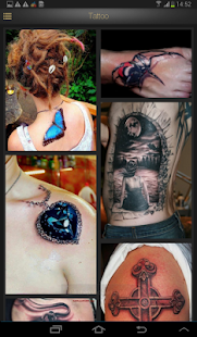 Tattoo Gallery Pro - screenshot