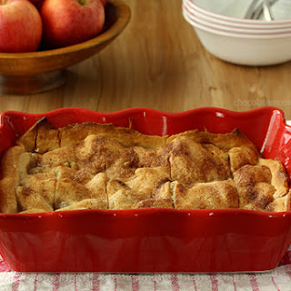 Apple Dumpling Cobbler