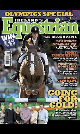 Ireland's Equestrian August 12
