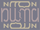 Thumbnail of the map 'NUMA - ambigram'