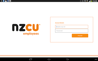Screenshot of EmployeesCU