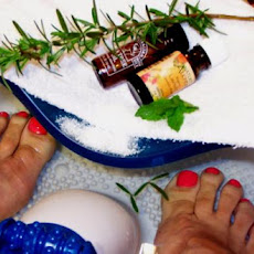 Herbal Foot Soak