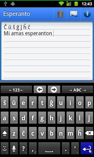 Esperanto Language Pack