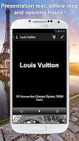 Screenshot of Paris Luxury
