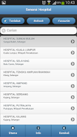 Screenshot of myHealth