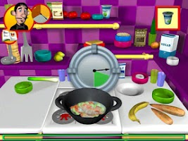 Screenshot of Cook It Up Lite