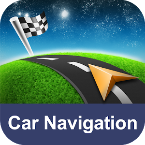 Sygic Car Navigation Icon